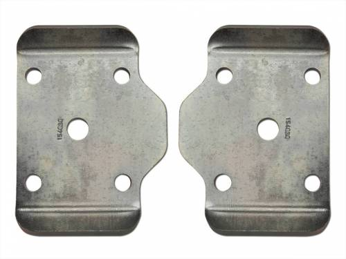 Suspension, Springs and Related Components - Leaf Spring Axle U-Bolt Plate