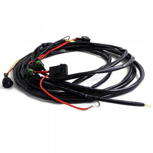 Wire, Cable and Related Components - Headlight Wiring Harness