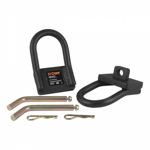 Frame - Trailer Hitch Safety Chain Link