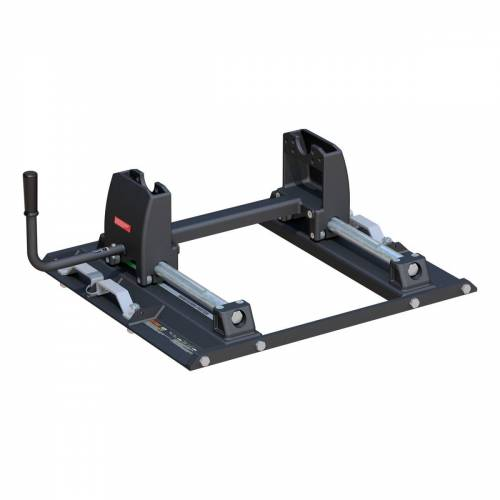 Frame - Fifth Wheel Trailer Hitch Bracket