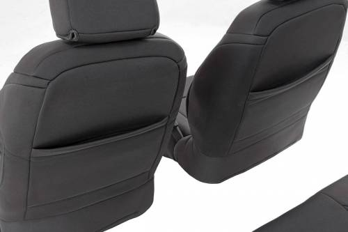 Seats - Seat Cover Set
