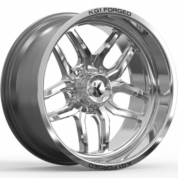 KG1 Forged - KG1 Forged ARISTO KF002 Polished (any lug pattern) 24x12 -44