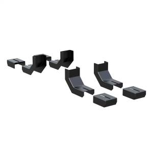 Frame - Running Board Mounting Bracket Cover - ARIES - ARIES VersaTrac Bracket Covers (4-Pack) 2055140