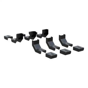 Frame - Running Board Mounting Bracket Cover - ARIES - ARIES VersaTrac Bracket Covers (6-Pack) 2055160
