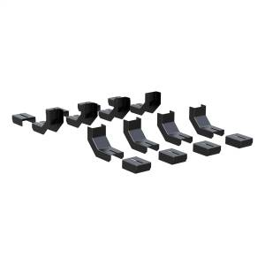 Frame - Running Board Mounting Bracket Cover - ARIES - ARIES VersaTrac Bracket Covers (8-Pack) 2055180