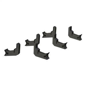 Rocker Panel - Step Nerf Bar Mount Kit - ARIES - ARIES Mounting Brackets for ActionTrac 3025160