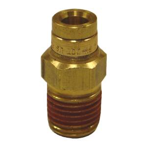Shocks and Struts - Shock Absorber Air Hose - Firestone Ride-Rite - Firestone Ride-Rite Male Connector Air Fitting 3454