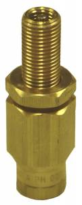 Shocks and Struts - Shock Absorber Air Hose - Firestone Ride-Rite - Firestone Ride-Rite Inflation Valve 3457