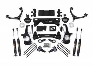 ReadyLift - ReadyLift Big Lift Kit w/Shocks 44-3070