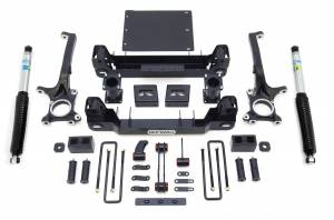 ReadyLift - ReadyLift Big Lift Kit w/Shocks 44-5677