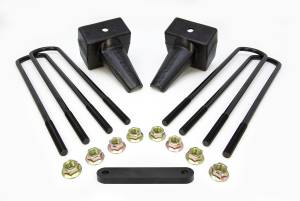 Suspension, Springs and Related Components - Suspension Leaf Spring Block Kit - ReadyLift - ReadyLift Rear Block Kit 66-2222