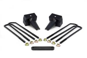 Suspension, Springs and Related Components - Suspension Leaf Spring Block Kit - ReadyLift - ReadyLift Rear Block Kit 66-2295