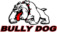 Bully Dog - Bully Dog BULLY DOG LICENSE PLATE PR70100