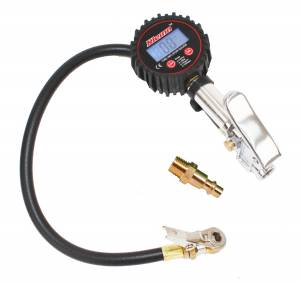 Shop Equipment - Tire Inflation Cage - Kleinn Automotive Air Horns - Kleinn Automotive Air Horns Tire inflator with 160 PSI digital air gauge and pressure relief. 59830