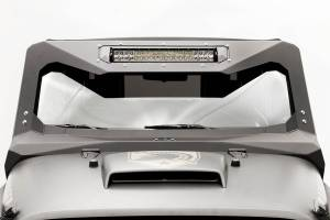 Lighting - Exterior - Light Bar Mounting Kit - Fab Fours - Fab Fours Light Bar Insert Mount JK3022-1