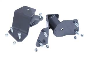 Suspension, Springs and Related Components - Leaf Spring Hanger - MaxTrac - MaxTrac Lowering Hangers 420520