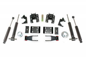 Frame - Suspension Body Lowering Kit - MaxTrac - MaxTrac Lowering Kit K331324S