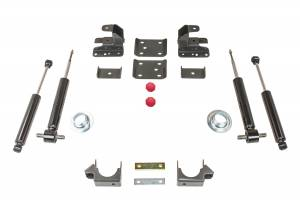 Frame - Suspension Body Lowering Kit - MaxTrac - MaxTrac Lowering Kit K331335S