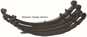 Suspension, Springs and Related Components - Leaf Helper Spring - Old Man Emu - Old Man Emu Suspension Leaf Spring D43XL