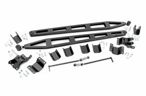 Suspension, Springs and Related Components - Suspension Traction Bar - Rough Country - Rough Country Dodge Traction Bar Kit (03-13 RAM 2500 4WD) 31006