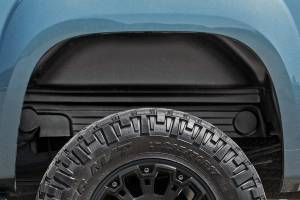 Fenders - Wheel Arch Molding - Rough Country - Rough Country Rear Wheel Well Liners (Pair) 4207