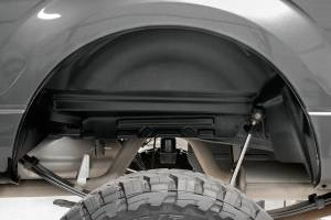 Fenders - Wheel Arch Molding - Rough Country - Rough Country Rear Wheel Well Liners (Pair) 4504