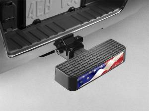Frame - Receiver Hitch Mounted Step - Weathertech - Weathertech BumpStep 81BS1