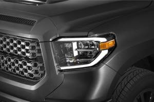 Lighting - Exterior - Headlight Conversion Kit - Toyota OEM - 2014+ Toyota Tundra 2018-20 Conversion Headlight Kit (Tundra 5 YEAR WARRANTY!!!)