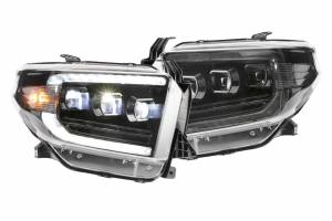 Electrical, Lighting and Body - Lighting - Exterior - Morimoto - 2014+ Toyota Tundra Morimoto XB LED Headlights (LF532)