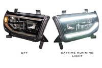 Lighting - Exterior - Headlight Conversion Kit - Morimoto - Toyota Tundra (07-13): XB LED Headlights (LF533)