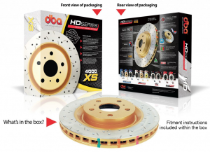 DBA USA - DBA Brake Rotors (Rear) *pair
