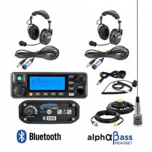 Accessories and Fluids - Electronic Accessories - Rugged Radios - Can-Am X3 Ultimate Rugged Radio Kit!
