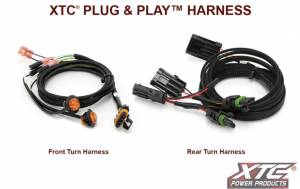 XTC Power Products - XTC Can-Am Maverick Plug & Play Self-Cancelling Turn Signal System with Horn - Image 2