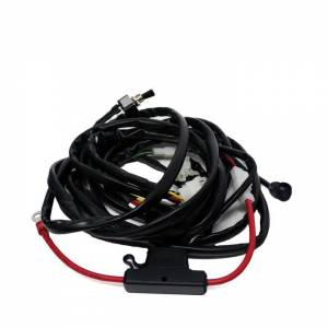 Wire, Cable and Related Components - Headlight Wiring Harness - Baja Designs - Baja Designs Complete harness for Baja Designs S8 LED Light Bars. 640122