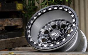 Wheel - UTV Wheels - Metal FX UTV Wheels - Metal FX UTV Forged Wheels Staggered