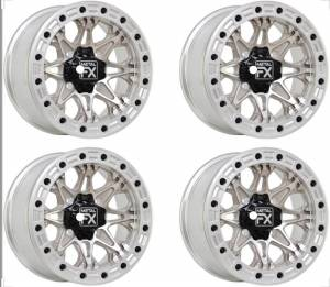 Metal FX UTV Wheels - Metal FX Cast Assassin Wheels (beadlock) - Image 3