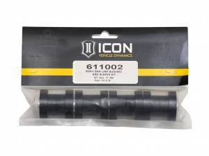 Suspension, Springs and Related Components - Suspension Stabilizer Bar Link Bushing - ICON Vehicle Dynamics - ICON Vehicle Dynamics SWAY BAR LINK BUSHING AND SLEEVE KIT 611002