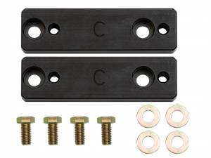 Suspension, Springs and Related Components - Suspension Stabilizer Bar Mount - ICON Vehicle Dynamics - ICON Vehicle Dynamics 15-UP COLORADO SWAYBAR RELOCATOR 611065
