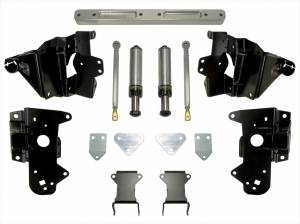 Suspension, Springs and Related Components - Suspension Multi Purpose Bump Stop Kit - ICON Vehicle Dynamics - ICON Vehicle Dynamics 10-14 RAPTOR REAR AIR BUMP KIT 95120