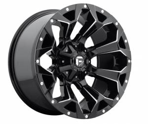 Tire and Wheel - Tire - XKOR - Fuel Assault wheel & Tire Package
